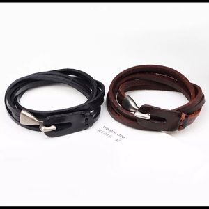 Other - Leather Bracelets